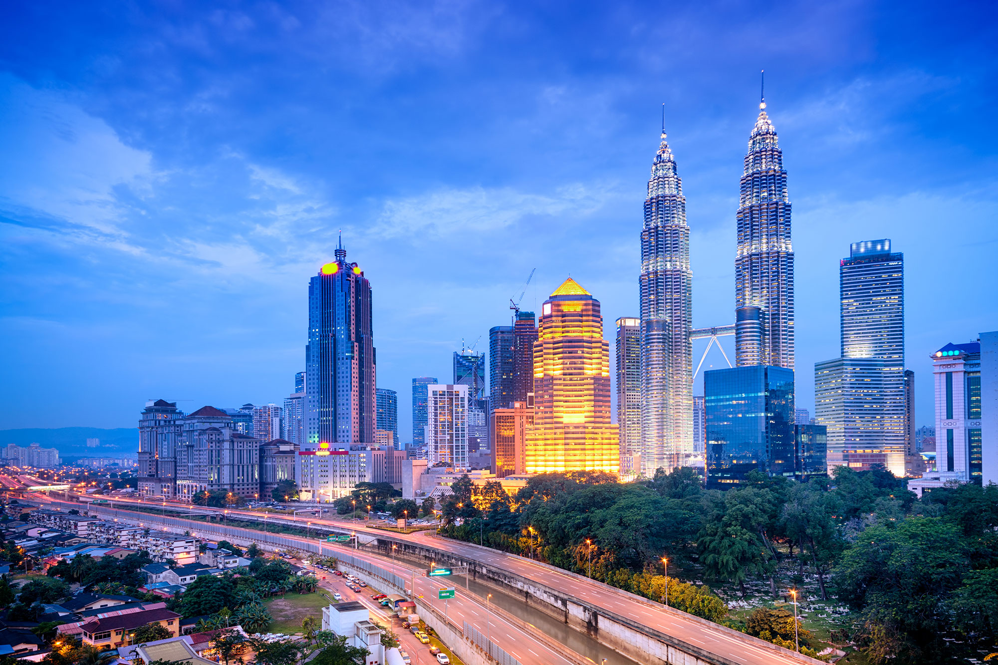Learn English in Malaysia - Kuala Lumpur