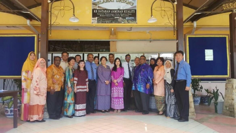 Direct English Presentation at Gaya Teacher Training College