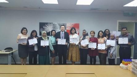 Direct English Training at UniRazak