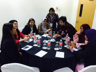 Participation in the language laboratory sponsored by PEMANDU. Highly immersive English Environment Group