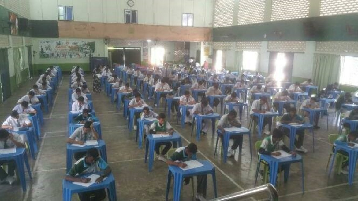 Direct English Placement Test in Teluk Intan