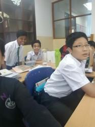 St. John's Internation School Students Training