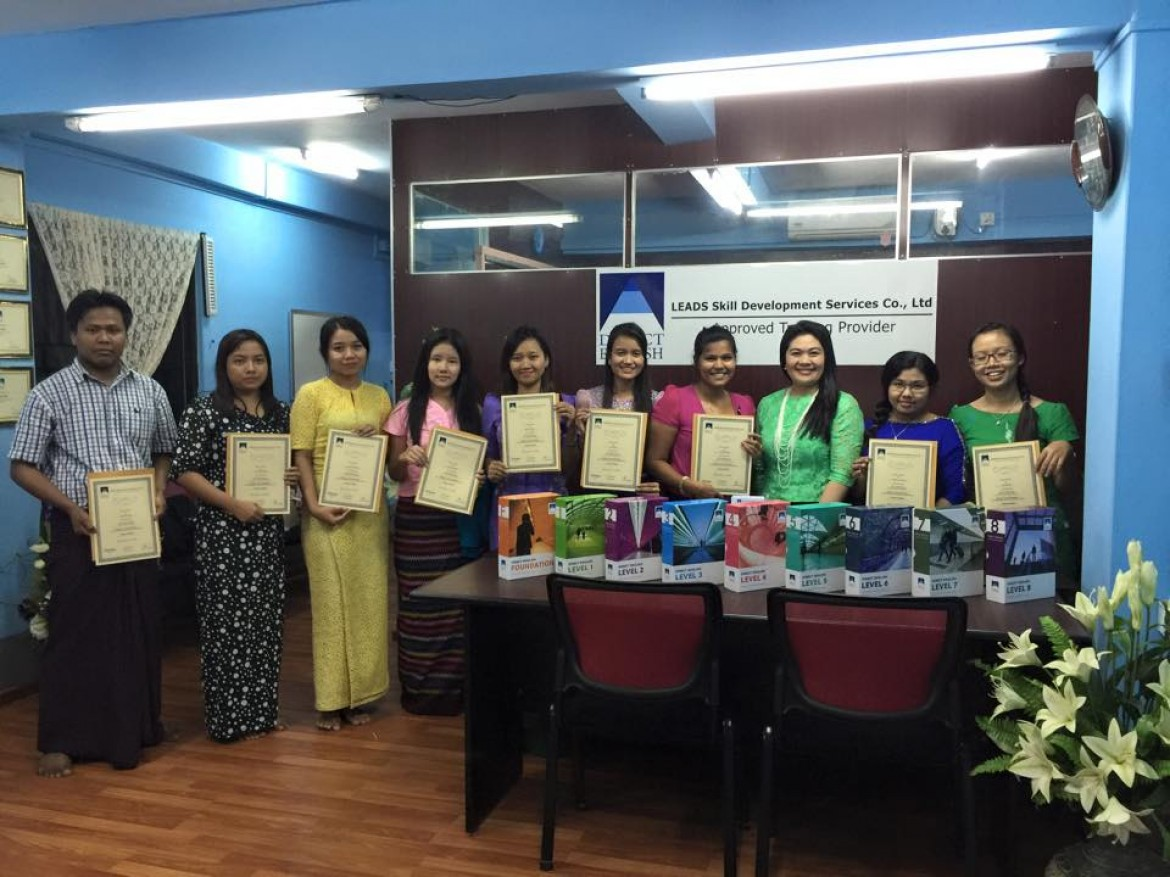 Direct English Myanmar Teacher Training
