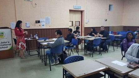 Direct English Malaysia Teacher Training
