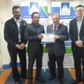 Certificates of Achievement for 25 Mazda Malaysia employees
